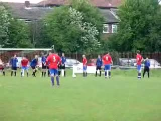 WINNING GOAL FOR THE OYSTER CATCHER!!!