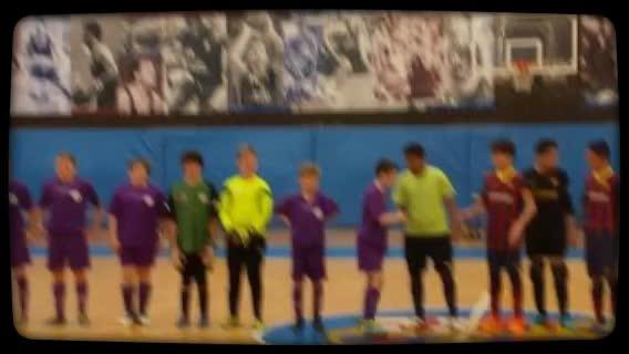 Sala Soccer 3 Days in Barcelona 2014